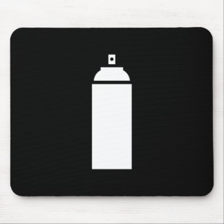 Spray Paint Pictogram Mousepad
