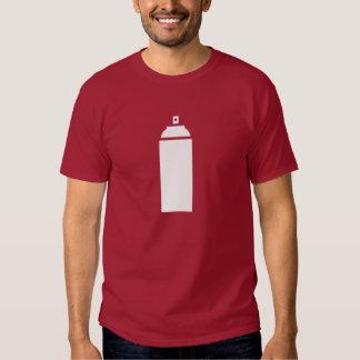 Spray Paint Pictogram T-Shirt
