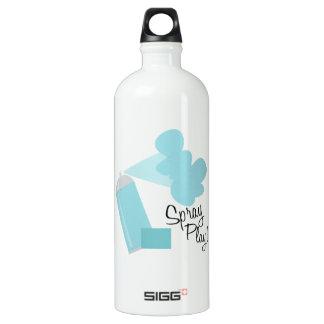 Spray Play! SIGG Traveler 1.0L Water Bottle
