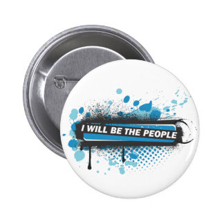 Spray Pledge Button