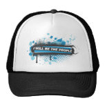 Spray Pledge Hat