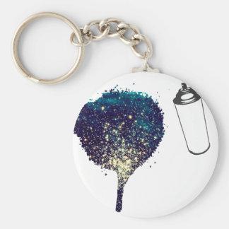 spray sky keychain