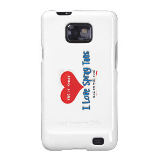 Spray Tanning Gift or Promotional Products Galaxy S2 Covers