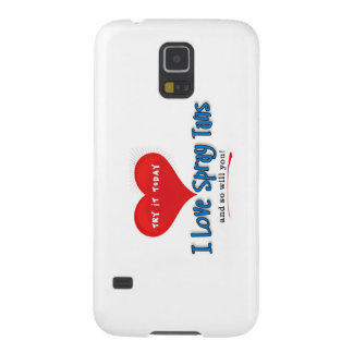 Spray Tanning Gift or Promotional Products Galaxy S5 Cases