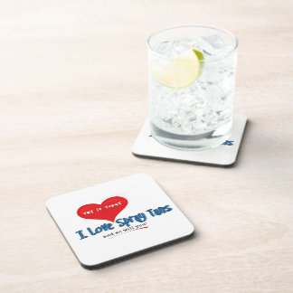 Spray Tanning Gift or Promotional Products Beverage Coaster