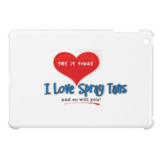 Spray Tanning Gift or Promotional Products iPad Mini Cover