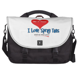 Spray Tanning Gift or Promotional Products Laptop Computer Bag