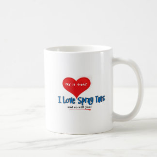 Spray Tanning Gift or Promotional Products Mug