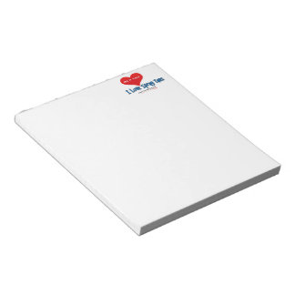 Spray Tanning Gift or Promotional Products Note Pads