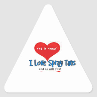 Spray Tanning Gift or Promotional Products Stickers