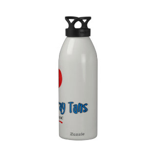 Spray Tanning Gift or Promotional Products Reusable Water Bottle