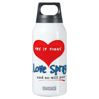 Spray Tanning or Promotional SIGG Thermo 0.3L Insulated Bottle