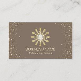 Tanning salon business card arts arts tanning salon business cards templates zazzle colourmoves