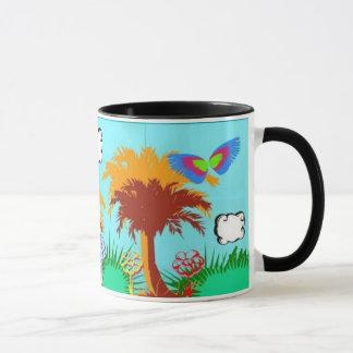 Spraypaint Scene mug