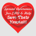 Spread Awareness Sticker