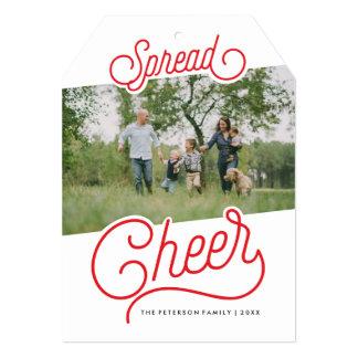 Spread Cheer Card