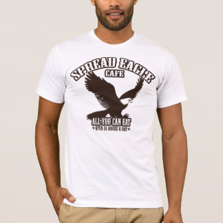 Spread Eagle Cafe T-Shirt