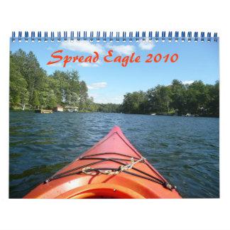 Spread Eagle Gold Coast 2010 Calendar