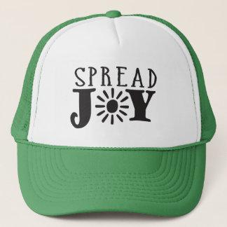 Image result for spread joy trucker hat