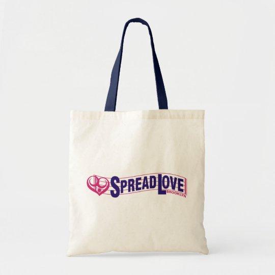 Spread Love Brooklyn Tote
