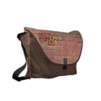 Spread Love Graffiti Sign Art Bag