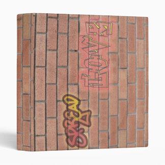 Spread Love Graffiti Sign Art Binders
