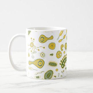 Spread LOVE, Spread, bacteria Classic White Coffee Mug