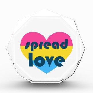 Spread Pansexual Love Award