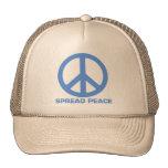 Spread Peace Cap Trucker Hat