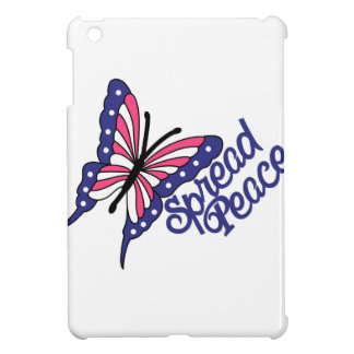 Spread Peace Case For The iPad Mini