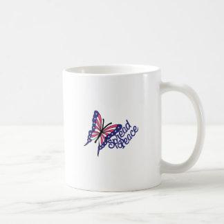 Spread Peace Coffee Mug