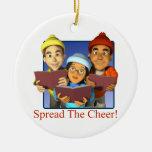 Spread The Cheer Christmas Ornament