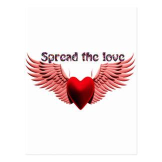 Spread the Love (2)_ Postcard