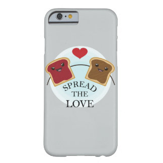 SPREAD THE LOVE BARELY THERE iPhone 6 CASE