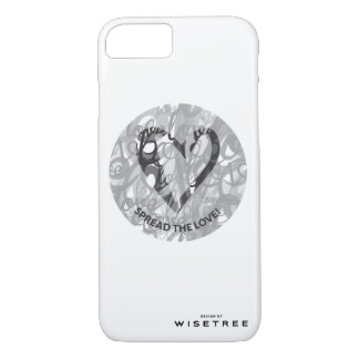 'Spread the Love' Barely There iPhone Case