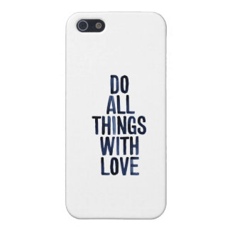 Spread the Love Iphone Case iPhone 5 Covers