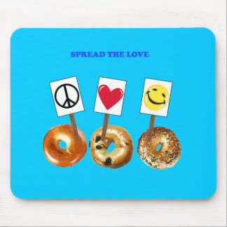 Spread the love mouse pad