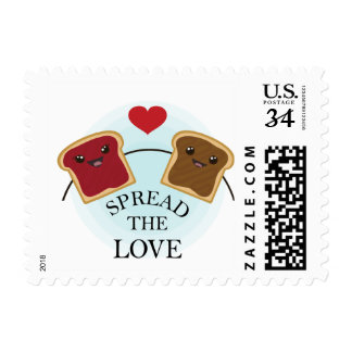 SPREAD THE LOVE POSTAGE