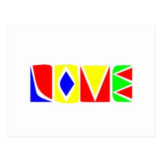 Spread The LOVE Post Card
