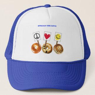 spread the love trucker hat