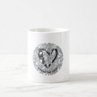 'Spread the Love' White 11 oz Classic Mug