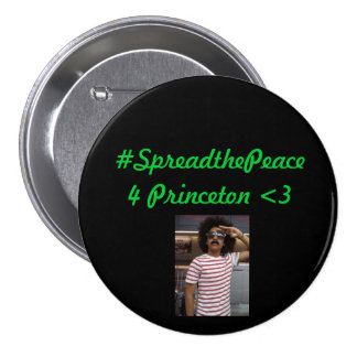 Spread the Peace Buttons