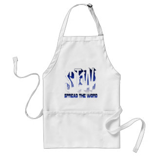 Spread the Word Christian Adult Apron