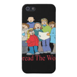 Spread The Word iPhone 5 Covers