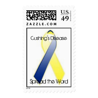 Spread the Word Postage Stamp