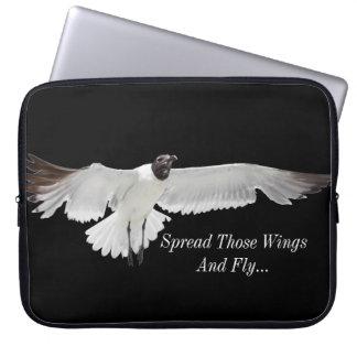 Spread Those Wings Laptop Sleeve