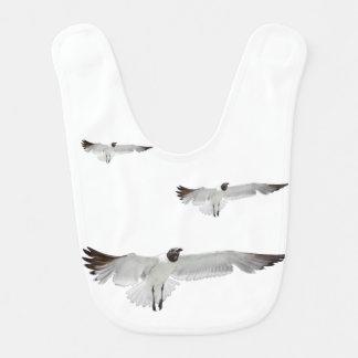 Spread Those Wings PNG Bib
