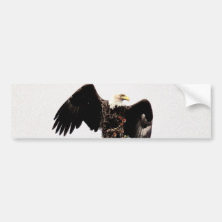 Spread Your Wings Bumper Sticker
