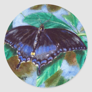 Spread Your Wings Butterfly Sticker Sticker