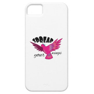 Spread Your Wings Case For iPhone 5/5S